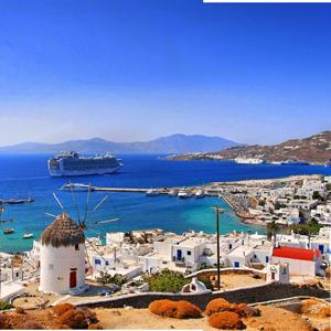 Паломничество и отдых в Греции