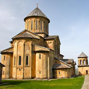 Паломнические поездки в грузию