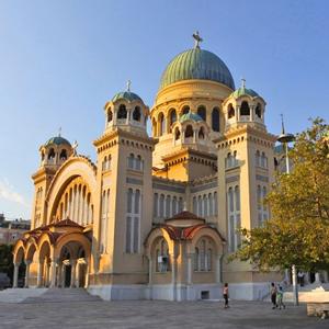 Паломнические поездки в грецию