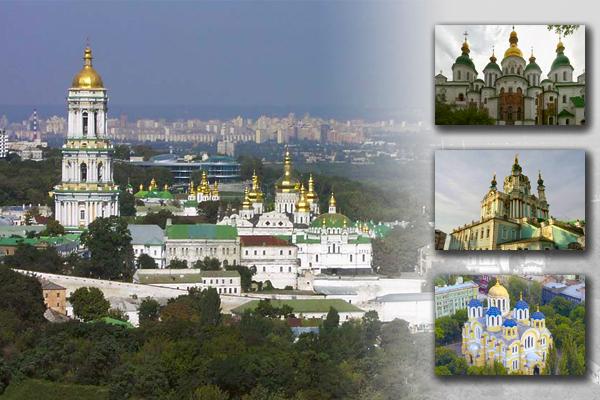 Православные святыни Киева