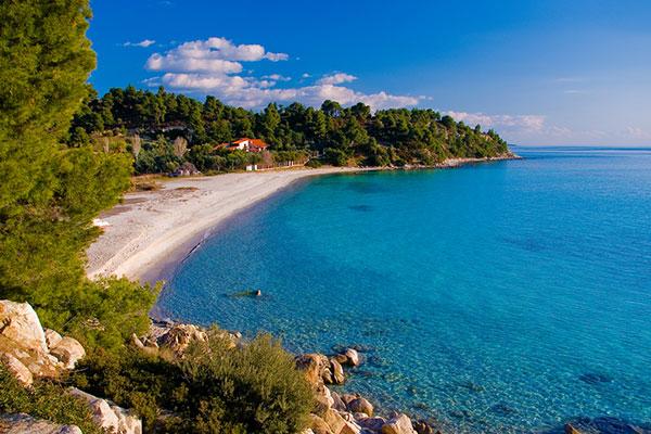 Паломничество и отдых в Греции. Халкидики